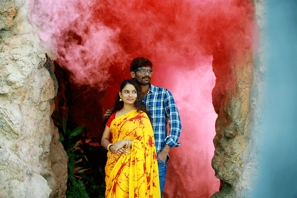 Wedding Photographer in Tirupati