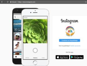 How to Post to Instagram from Your PC