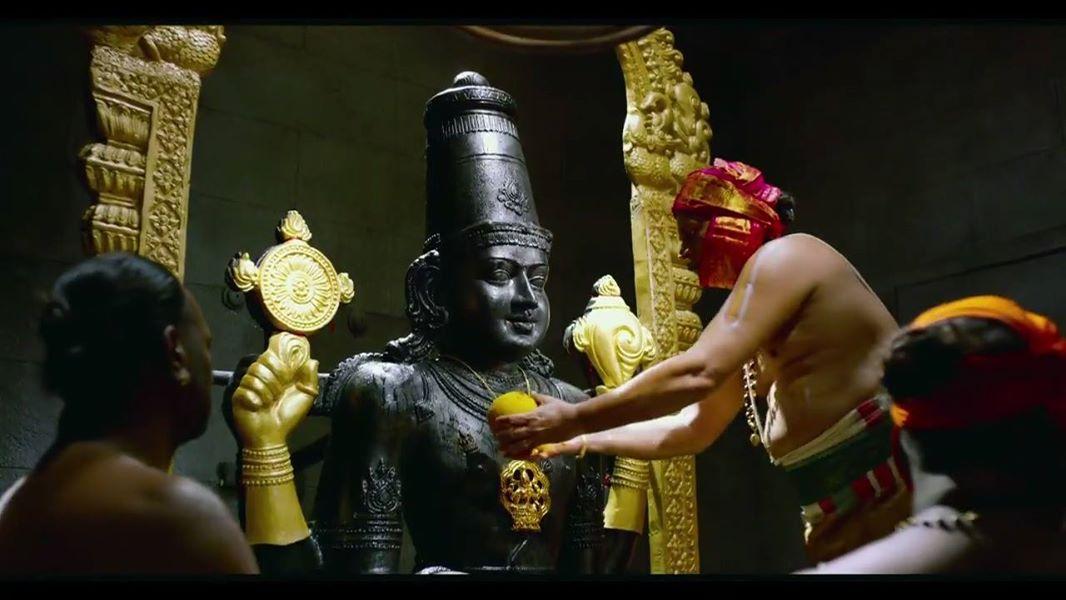 Srivari Sevalu, Abhishekam-Friday – Tirumala