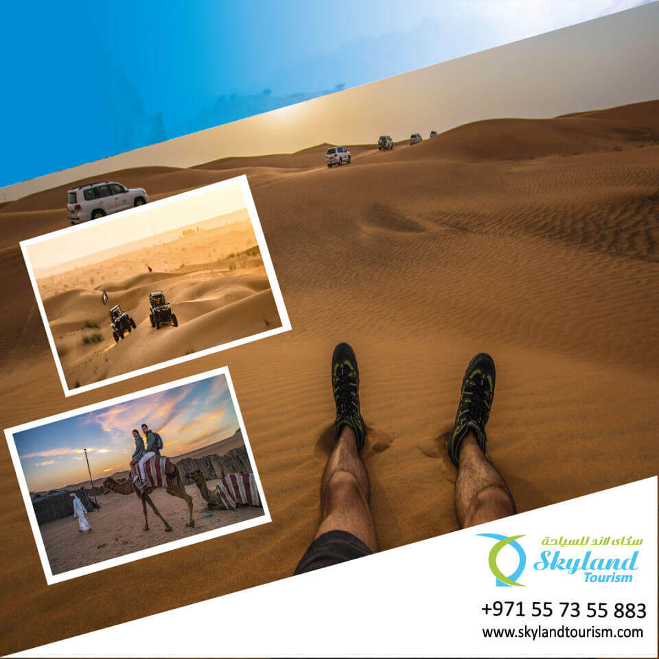 Great Desert Safari trip in Dubai with Reasonable Price