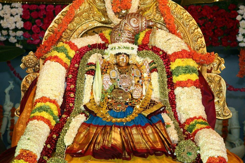 Tiruchanoor Padmavathi Devi Temple
