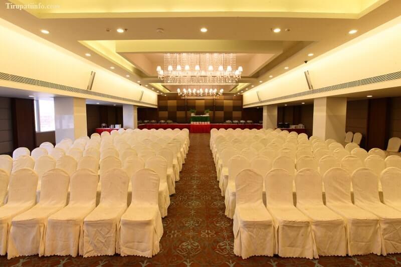 Banquet Halls Tirupati