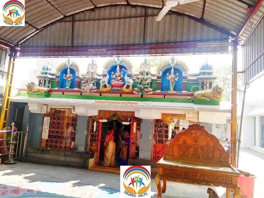 Devuni Kadapa Temple Brahmotsavam 2019