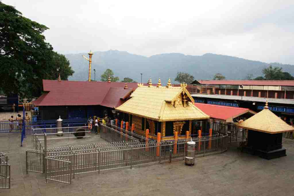 Sabarimala temple opening dates 2019