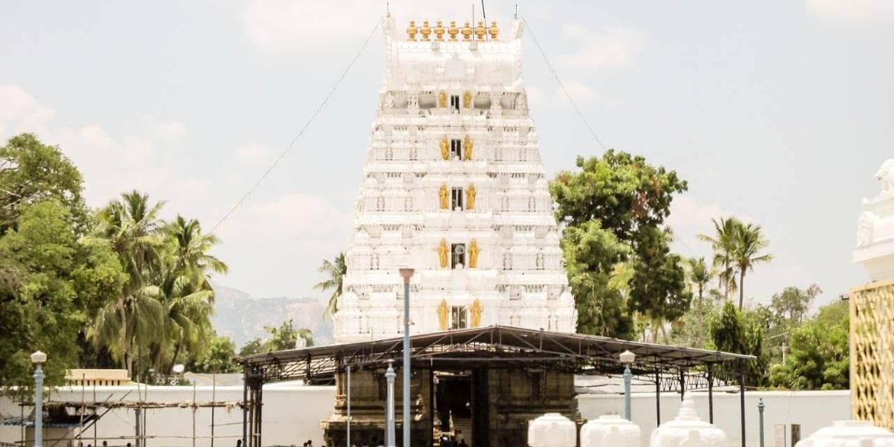 Sri Kalyana Venkateswara Temple, Srinivasa Mangapuram