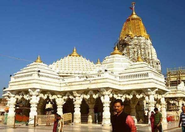 Shri Arasuri Ambaji Mata Temple
