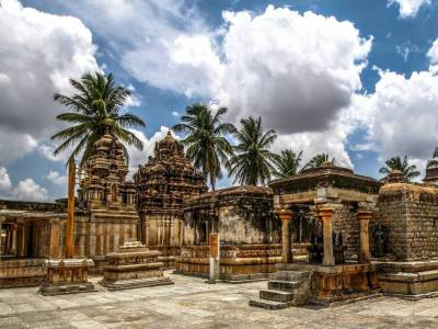 Mulbagal Anjaneya Swamy Temple History