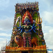 Ayyavadi Pratyangira Devi Temple