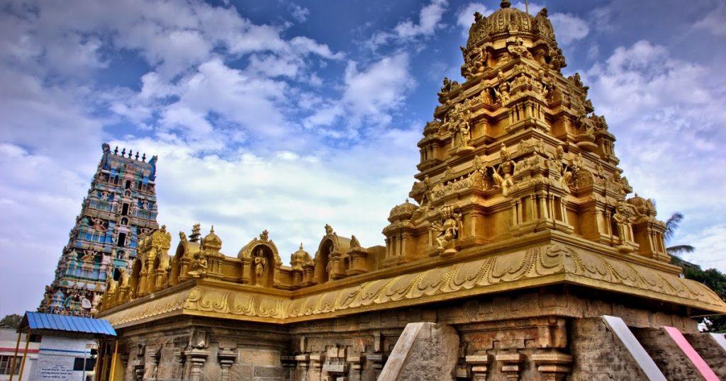 Chikka Tirupathi Temple History