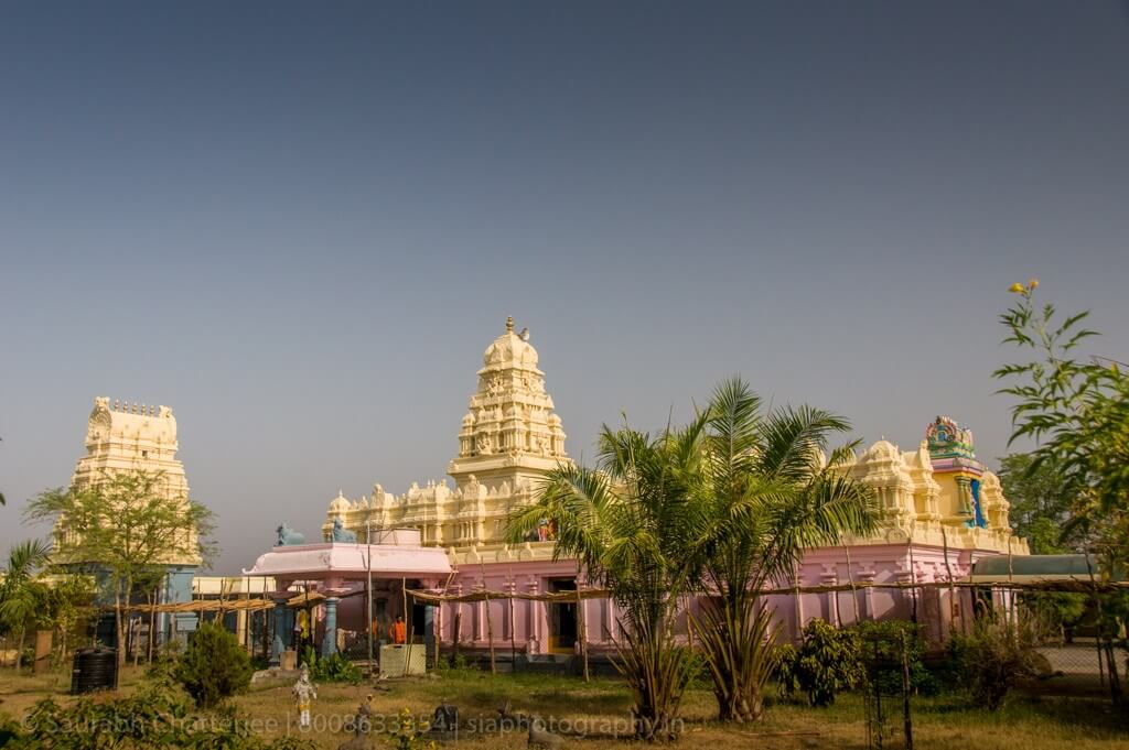 Kaleswaram Temple History