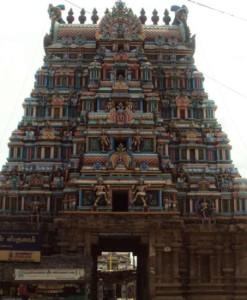 Kanjanur Temple