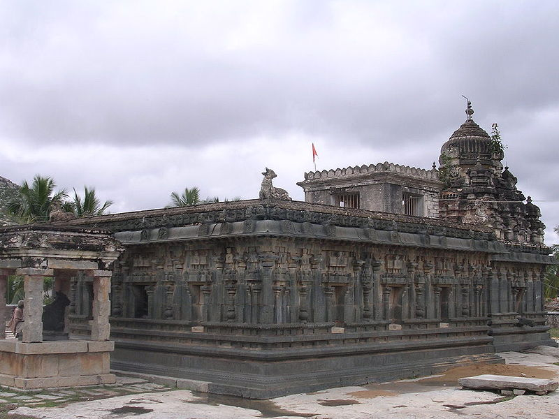 Kurudumale Temple History