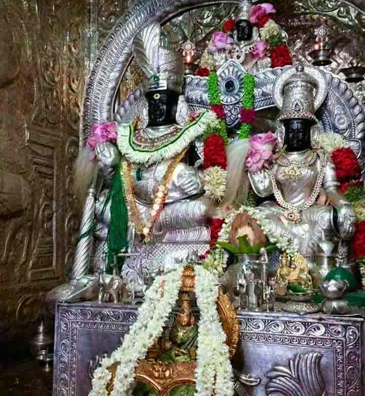 Lakshmi Kubera Temple Vandalur