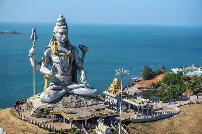 Murudeshwar Temple History