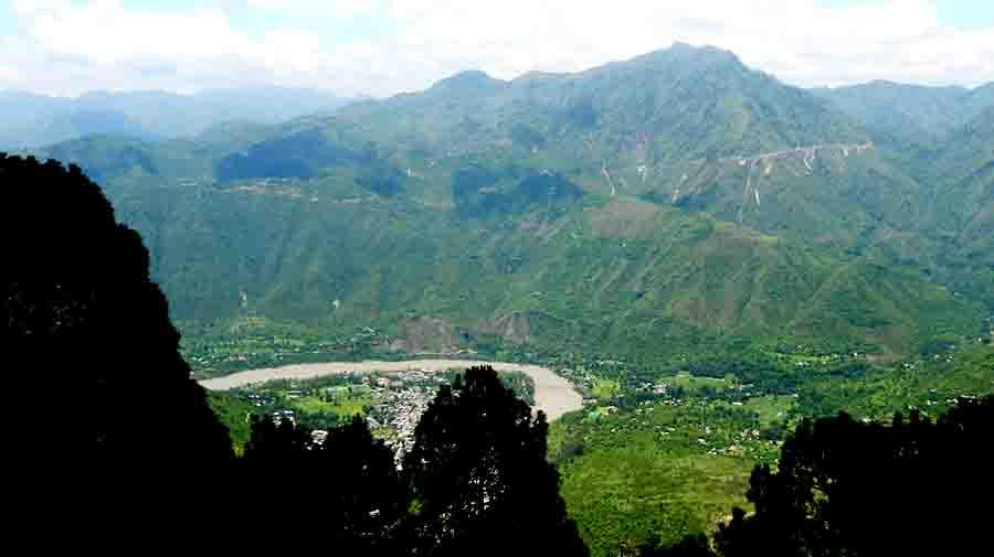Tattapani Shimla Himachal Pradesh