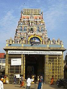 Tiruvallur Veera Raghava Perumal Temple