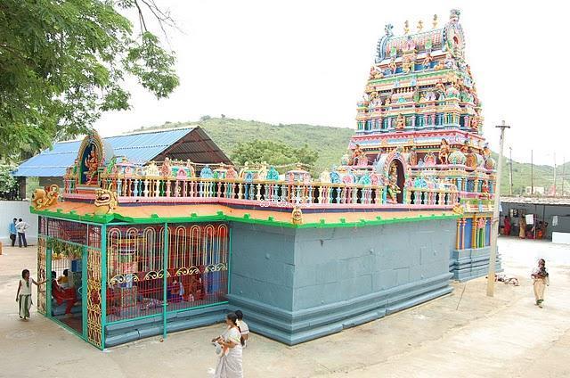 Tripurantakam Temple History