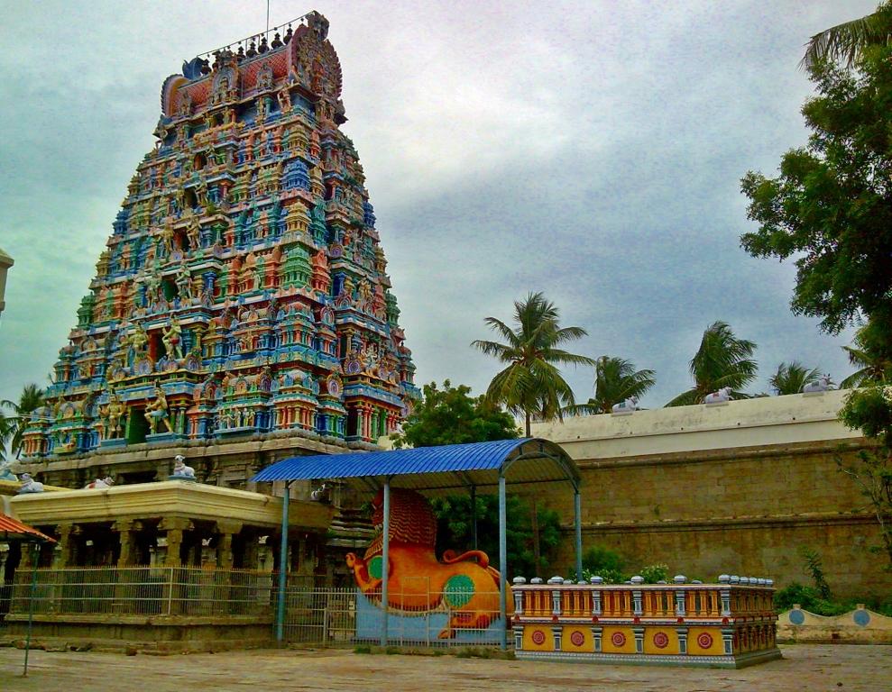 Virinjipuram temple Vellore