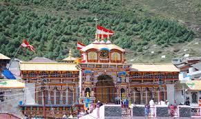 Badrinath temple history