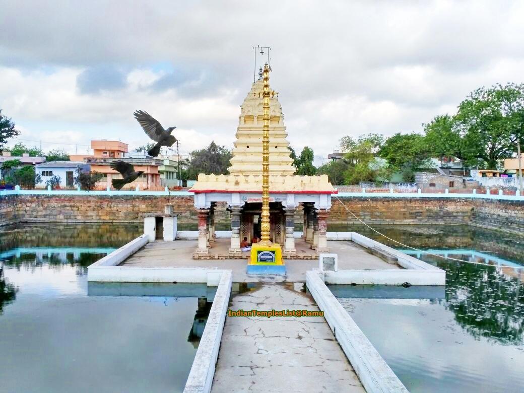 Chaturmukha Brahma Temple Chebrolu