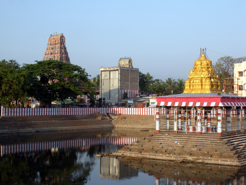 Thiruvanmiyur Marundeeswarar Temple