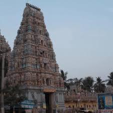 Veera Anjaneya Swamy Temple Ponnur History