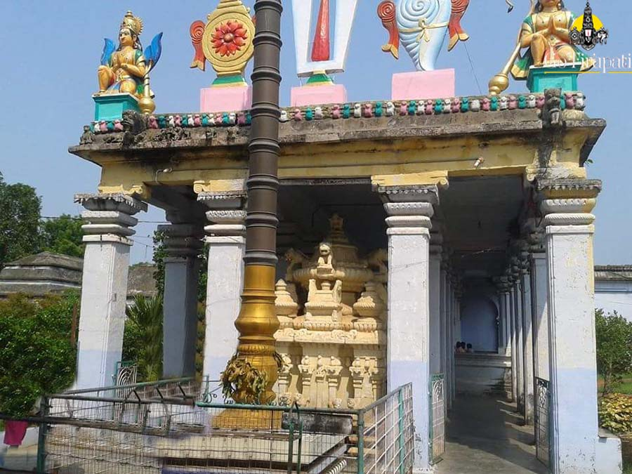 Bobbili Venugopala Swamy Temple History